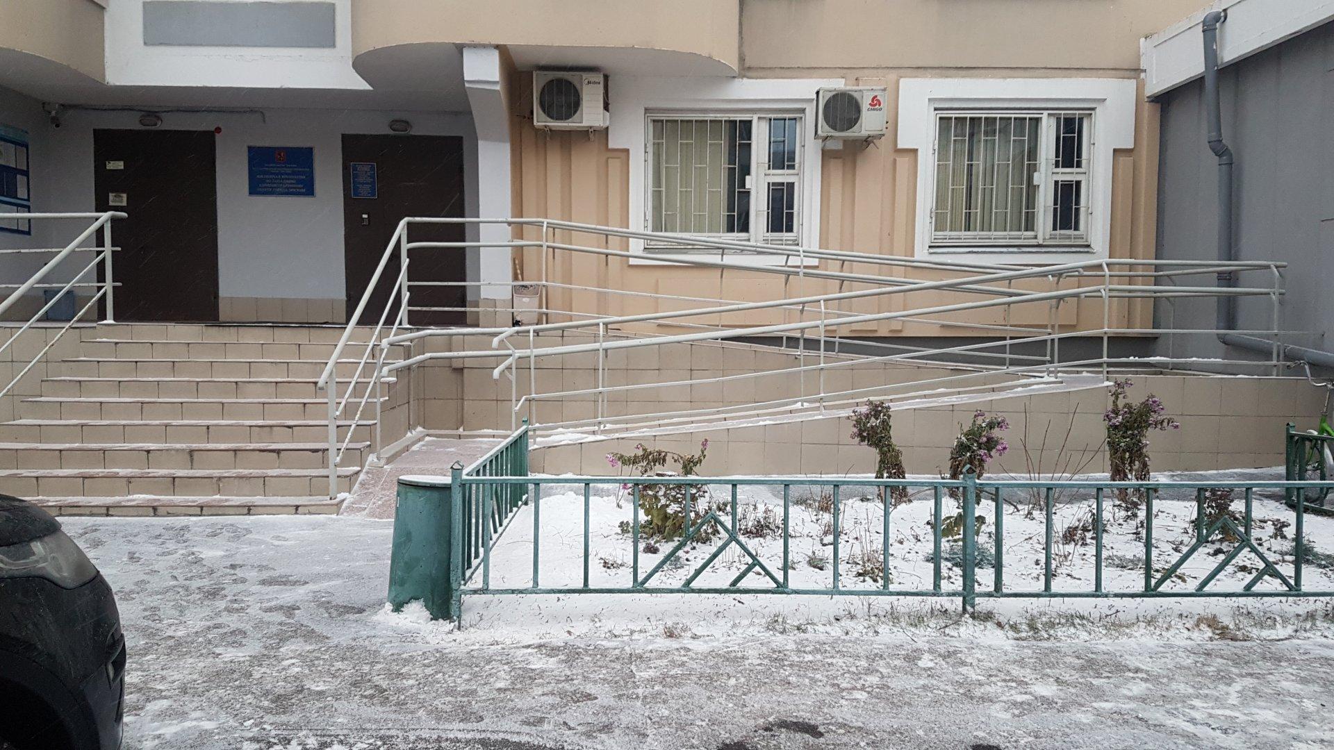 Жилищная инспекция Западного административного округа, Полоцкая, 25 к1 (1 этаж)