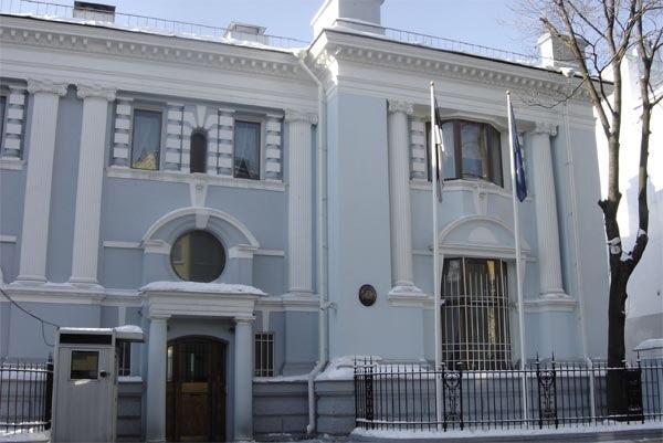 Посольство Эстонии в г. Москве, Малый Кисловский переулок, 5