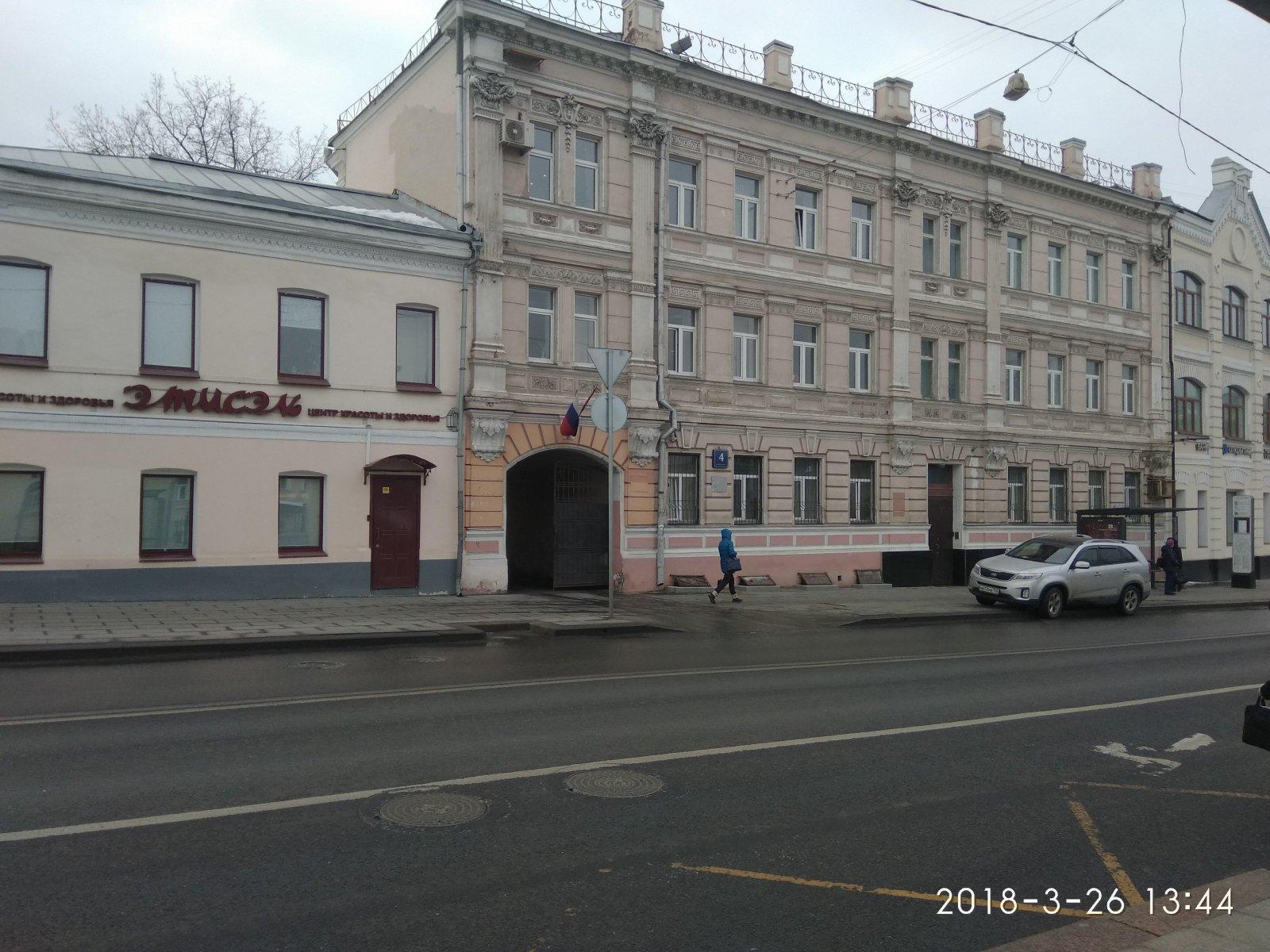 Мослифт, Верхняя Радищевская, 4 ст2