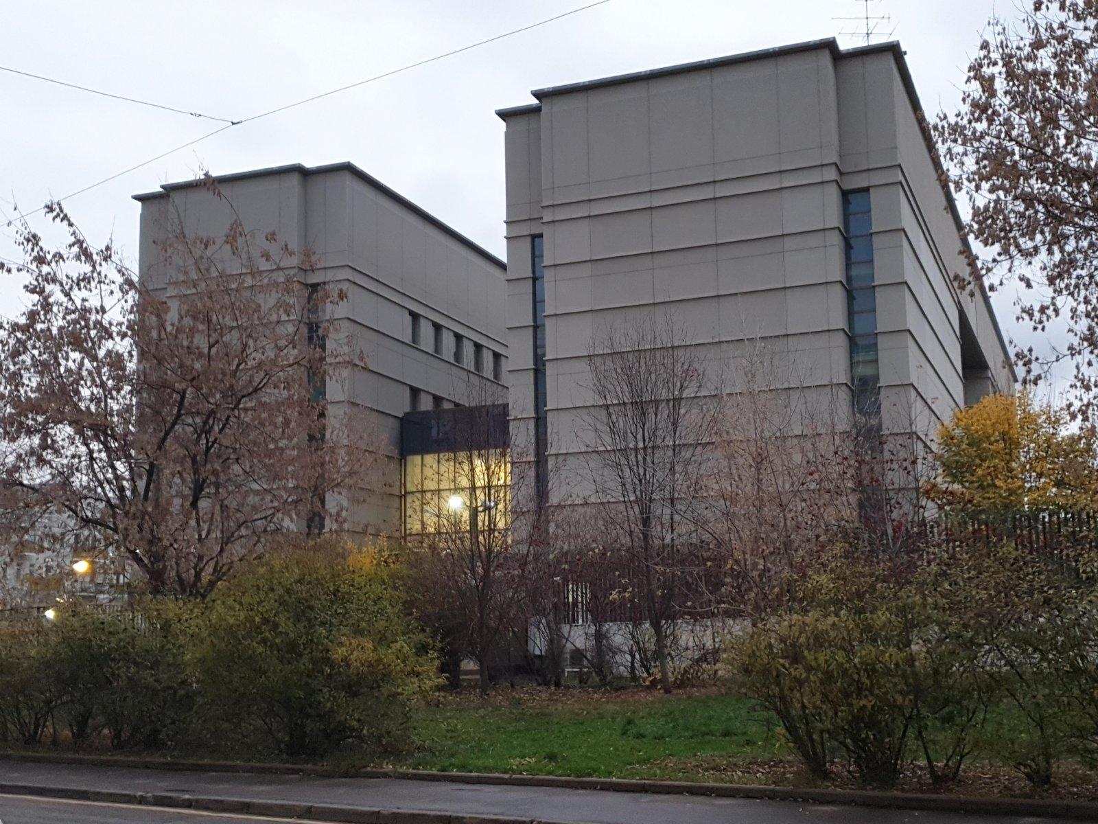 Посольство Японии в РФ, Грохольский переулок, 27